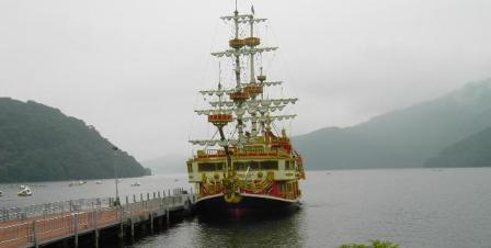 箱根芦ノ湖2005