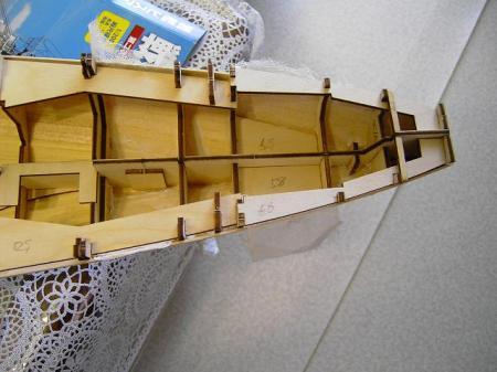 船尾部補強1