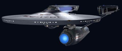 NCC-1701 refit
