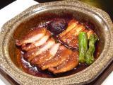 鴨の陶板焼