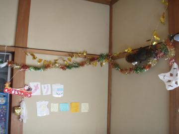 飾りクリスマス