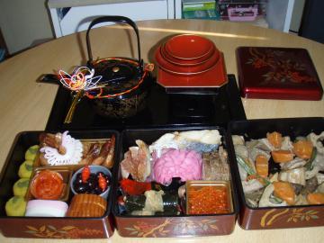 2010おせち料理