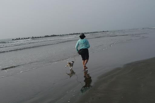 2010.5.5海辺で