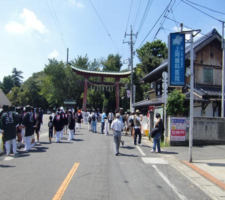 washimiya jinjya mae 20090906 01_R