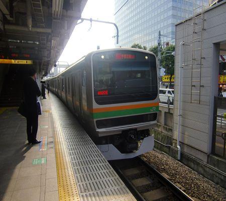 JRshonan shin line utsunomiya line 20091126_R