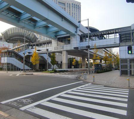 yurikamome line daiba sta 20091126_R