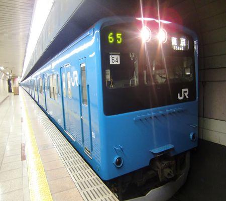JR keiyou musashino line tky 20091231_R