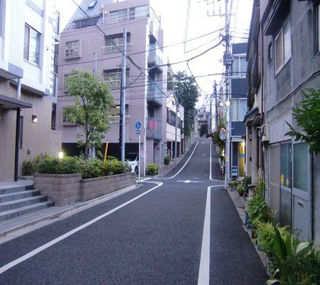 bunkyo ku yushima 2chome area  20090730_R