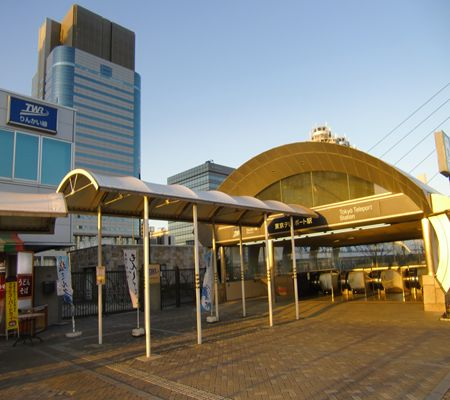 rinkai line tokyo teleport sta 20100110_R