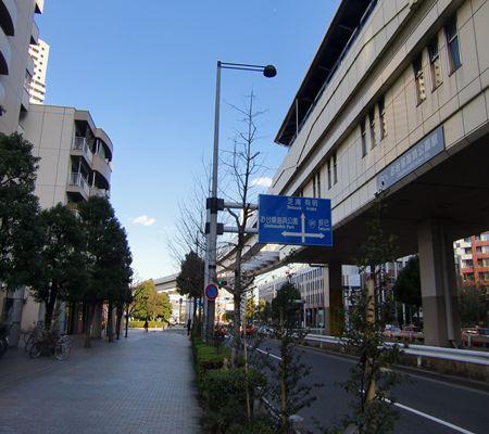 yurikamome odaiba kaihin koen sta 20100114_R