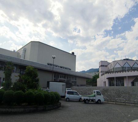 nagano ken iida bunka kaikan 20090825_R