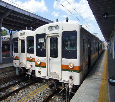 nagano ken iida shi JRiida home01 20090825_R