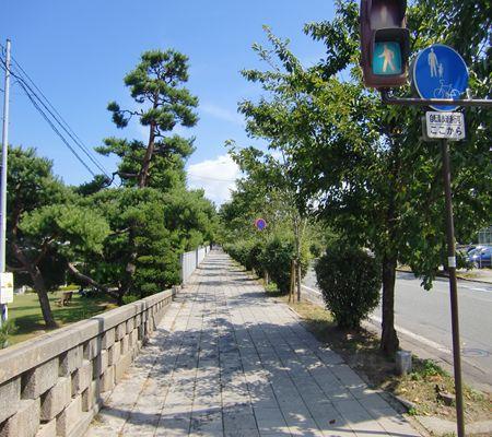 nagano shi shiroyama park to hakoshimizu 20090902_R