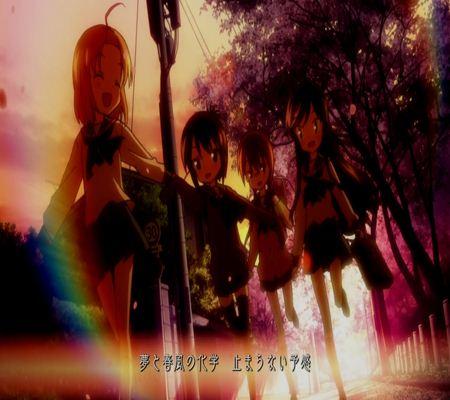 A Channel anime part01 kunitachi area hb daigaku MAE 13 201104_R