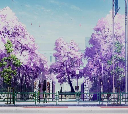 A Channel anime part01 kunitachi sakura view MAE 19 201104_R