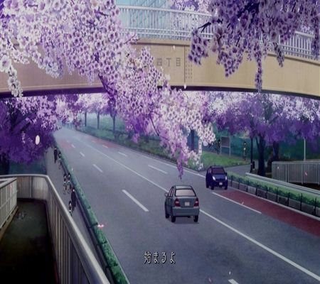 A Channel anime part01 kunitachi sakura view MAE 18 201104_R