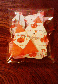 折り紙ギフト
