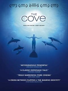 映画「The Cove」ポスター