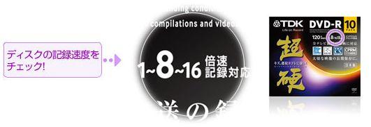 dvdの選び方