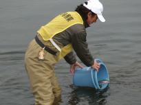 漁協放流2_20120304_DSCN0935