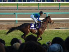 返し馬:トーセンジョーダン
