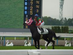 返し馬:ブリリアントクラン