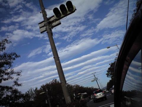 追加 整列する雲