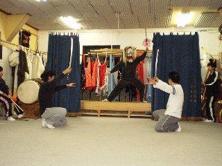 高井神楽団