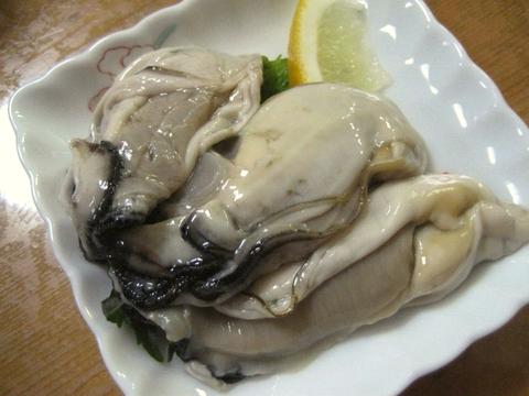 牡蠣プリリ