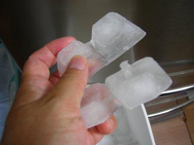スティック氷?
