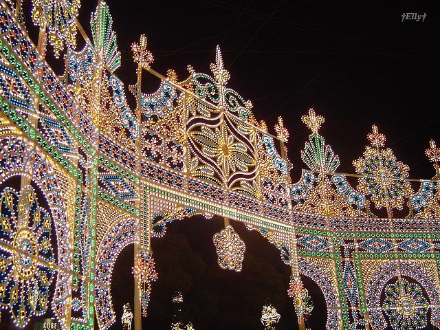 ルミナリエ2007