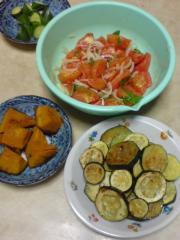 20110715今日の夕食