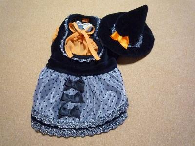 3.ハロウィンのお洋服