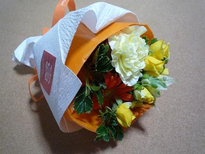 3.花のプレゼント