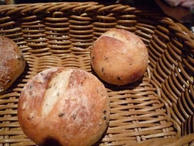 ゴマのパン