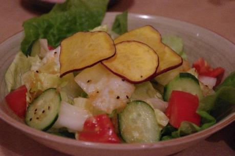 4.サラダ