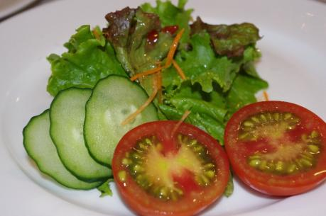 2 サラダ