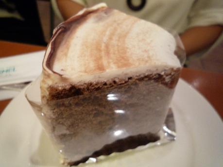 1シフォンケーキ