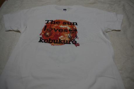 3Tシャツ前