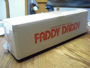 FADDY DADDY到着