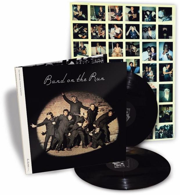 つれづれなるままにエジプト・ステーション LP バンド・オン・ザ・ラン リマスター盤 11月2日米国発売