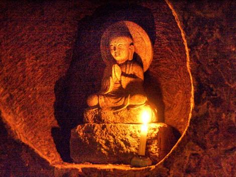 鎌倉長谷寺弁天洞窟7