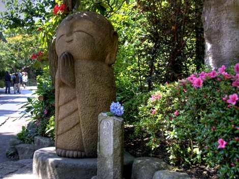 鎌倉長谷寺弁天洞窟11