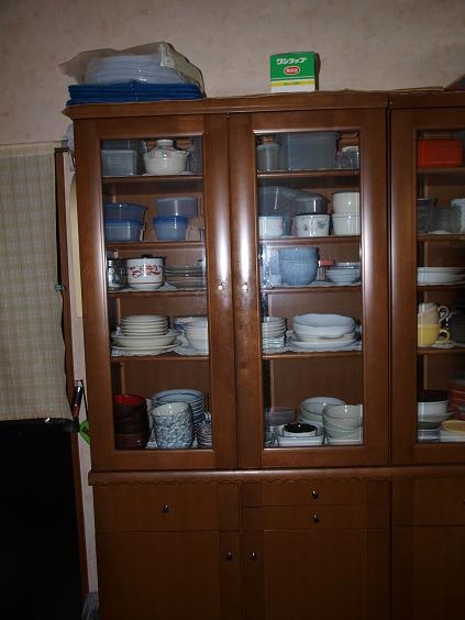 197 食器棚