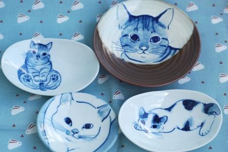 猫皿のみ-s
