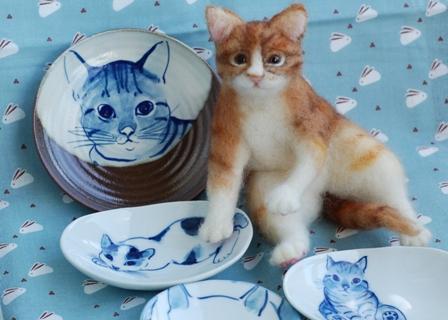 猫皿ー5-s