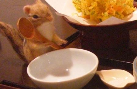 蕎麦シマリスアップ