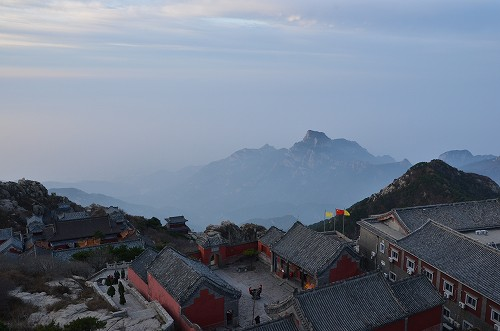 127頂上からの眺めはやっぱり最高。140