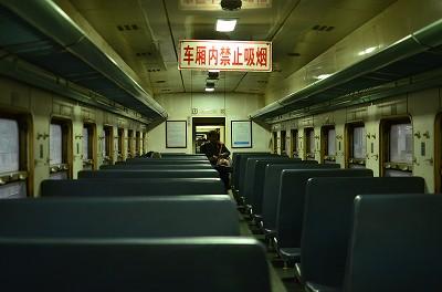 024黄山駅から南京駅へ