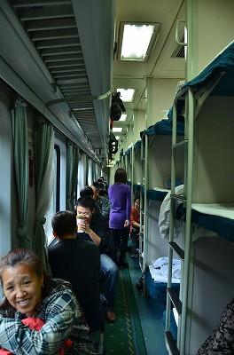 035南京から目的地である西安へ!